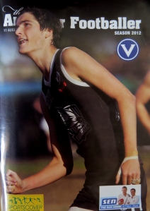 Ash on VAFA Amateur Footballer