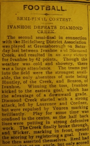 The 1921 semi-final win over Diamond Creek (496x800)